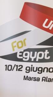 PORT GHALIB, 10 -12 GIUGNO 2014 - UNITED FOR EGYPT