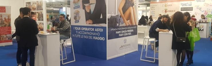 ASTOI CONFINDUSTRIA VIAGGI A ROMA TRAVEL SHOW 2020