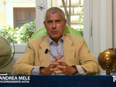 TG3 - INTERVISTA AL VICE PRESIDENTE ASTOI ANDREA MELE