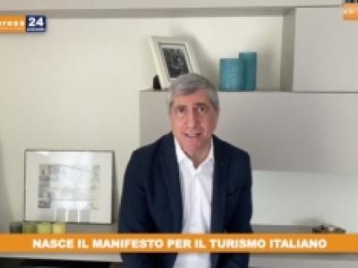 VIDEO NEWS - ITALPRESS/TG ECONOMIA – NASCE IL MANFESTO DEL TURISMO ITALIANO