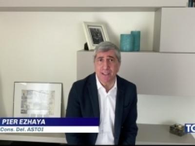 VIDEO NEWS - TG 5/20:00 - TURISMO IN GINOCCHIO, RIPARTIAMO DALL'ITALIA
