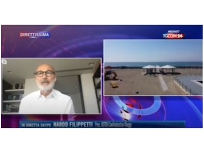 VIDEO NEWS - TGCOM24 - EMERGENZA CORONAVIRUS, LE MISURE RICHIESTE DAL COMPARTO TURISTICO