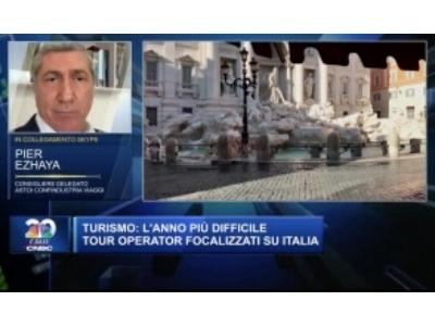 VIDEO NEWS - Class CNBC - la stagione estiva del turismo italiano secondo Pier Ezhaya