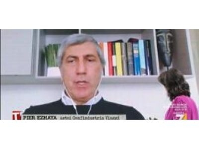 """VIDEO NEWS - TAGADA' - Pier Ezhaya:""""Il nostro settore è a rischio"""""""