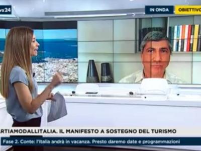 VIDEO NEWS - Obiettivo Italia – Il turismo italiano si prepara all'estate 2020, le Previsioni di Pier Ezhaya
