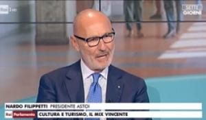 RAIParlamento - intervista al Presidente ASTOI Nardo Filippetti 3.6.2017