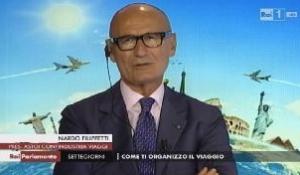 """RAI Uno - RaiParlamento """"Settegiorni"""" Intervista al Presidente ASTOI Nardo Filippetti 16/07/2016"""