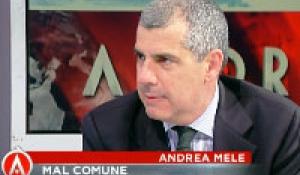 Rai3 Agorà, intervista ad Andrea Mele - 15/03/2016