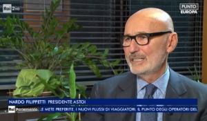 RAI2 - RAIParlamento - intervista al Presidente ASTOI Nardo Filippetti - 9.12.2017