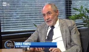 RAI1 - Porta a Porta - intervista al Vice Presidente ASTOI Carlo Pompili - 7.12.2017