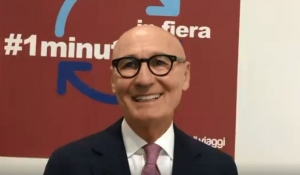 BIT - BORSA INTERNAZIONALE DEL TURISMO -  Nardo Filippetti parla del ruolo e delle responsabilità dei Tour Operator