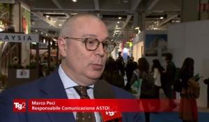 TG2 SI VIAGGIARE - Intervista a Marco Peci