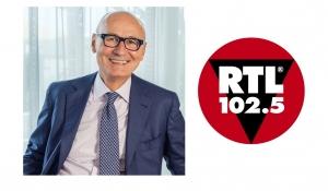 """RTL 102.5 """"Non Stop News"""" Intervista Nardo Filippetti"""