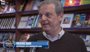 Porta a Porta - Intervista al Vice Presidente ASTOI Frederic Naar