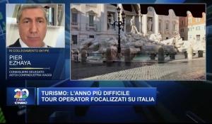 Class CNBC - la stagione estiva del turismo italiano secondo Pier Ezhaya