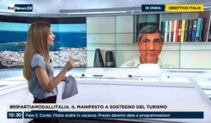 Obiettivo Italia – Il turismo italiano si prepara all'estate 2020, le Previsioni di Pier Ezhaya