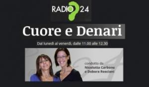 """Cuore e Denari"" - Radio24 - Intervista a Pier Ezhaya"