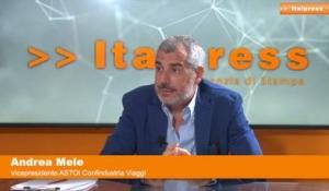 ITALPRESS - Turismo, il dl rilancio non soddisfa ASTOI