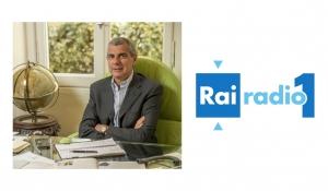 Rai Radio 1 / L'Estate in Diretta – Andrea Mele commenta l'estate 2020 del Comparto