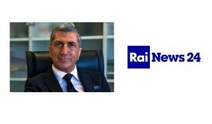 RaiNews 24 / TG h 12:00 – Il Bilancio della Stagione Estiva 2020 del Presidente ASTOI, Pier Ezhaya