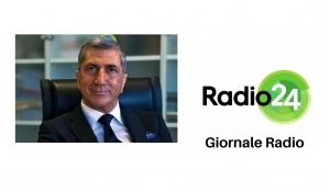 Radio 24 / GR Edizione 17:00 - Intervista a Pier Ezhaya, Presidente ASTOI
