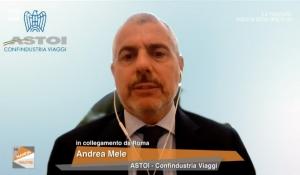 Rai 3 / Mi Manda Rai 3 – Intervento del Vicepresidente Andrea Mele