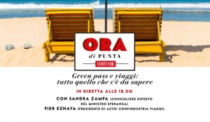 Vanity Fair / Ora di Punta - L'Intervento del Presidente ASTOI, Pier Ezhaya