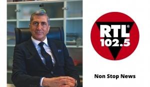 RTL / NON STOP NEWS – Le previsioni sull'estate 2021 del Presidente ASTOI, Pier Ezhaya.