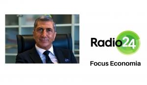 Radio 24 / Focus Economia – L'intervento del Presidente di ASTOI, Pier Ezhaya
