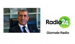Radio 24/ GR24 – L' Intervista al Presidente di ASTOI, Pier Ezhaya